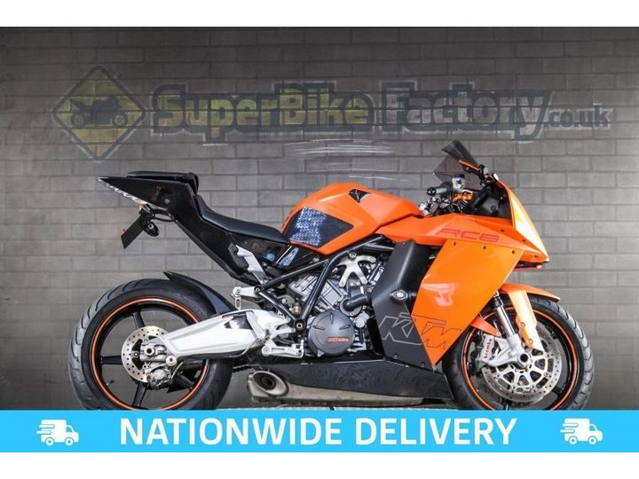 KTM RC8 ALL TYPES OF CREDIT ACCEPTED. 1150cc image