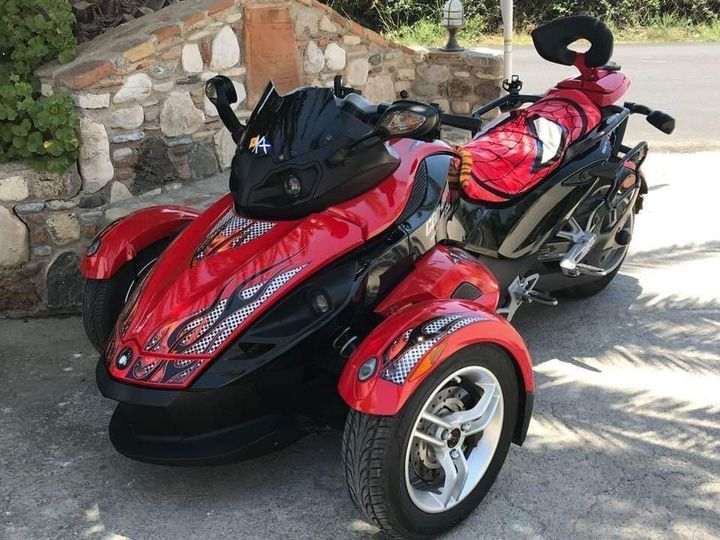 Three-Wheeler motorcycles for sale | New and used Three-Wheeler