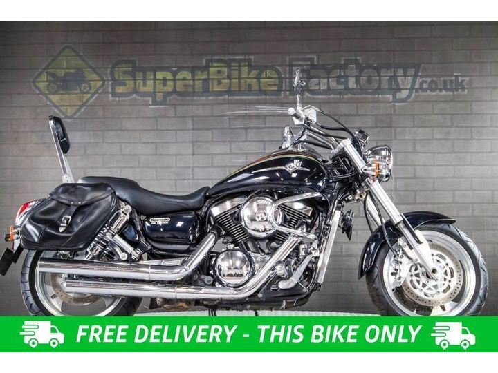 Kawasaki VN1500 MEAN STREAK ALL TYPES OF CREDIT ACCEPTED 1471cc image