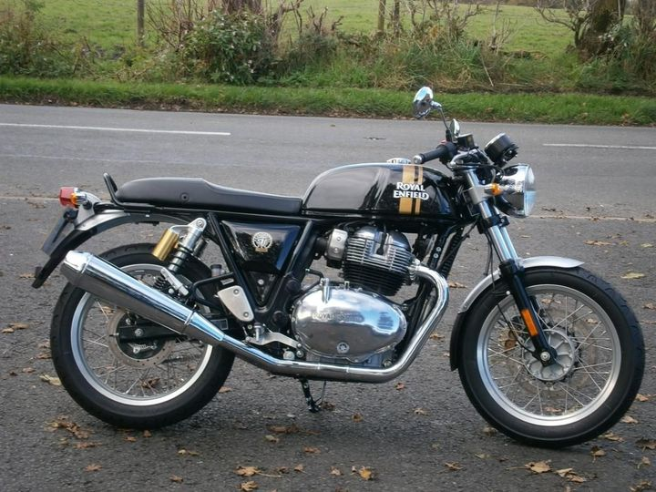Royal Enfield Continental GT 648cc image