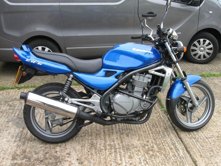 Kawasaki Er 5 Motorcycles For Sale On Auto Trader Bikes