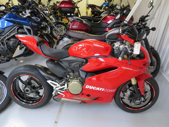 Ducati 1299 Panigale 1300.0 ABS 1285cc image