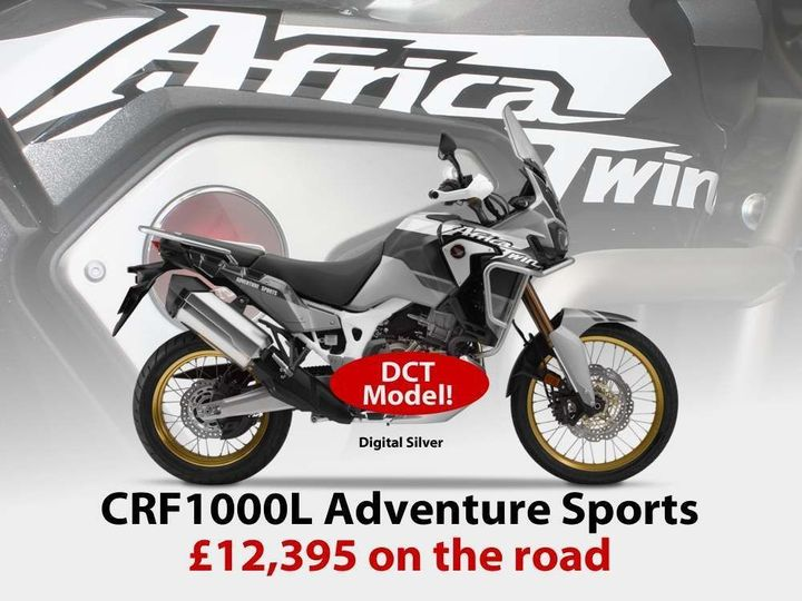 Honda CRF1000L Africa Twin Sports image