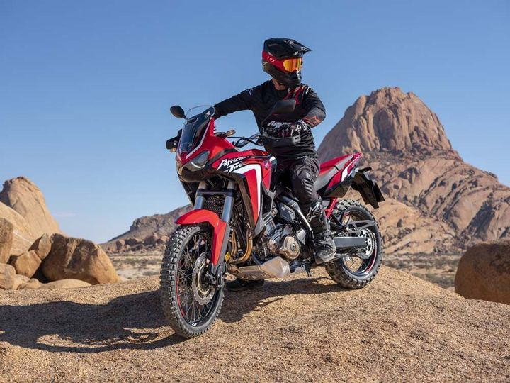 Honda CRF1000L Africa Twin ABS 1100cc image