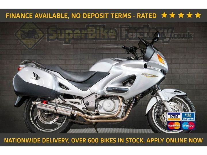 Honda NT650V DEAUVILLE ALL TYPES OF CREDIT ACCEPTED 647cc image