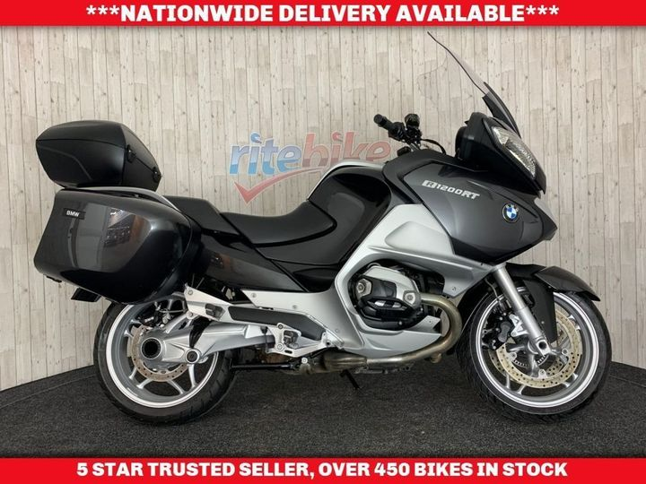 BMW R1200RT R ABS MODEL FULL LUGGAGE MOT TILL MAY 2020 2010 60 … image