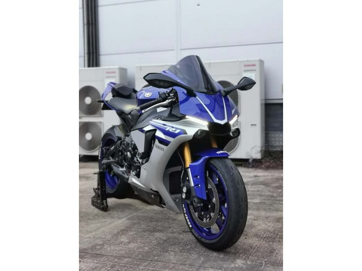 Yamaha R1 1000 ABS Super Sports 998cc image