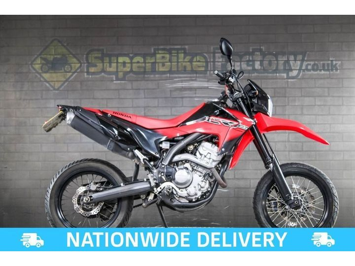 Honda CRF250 ME - ALL TYPES OF CREDIT ACCEPTED 249cc image