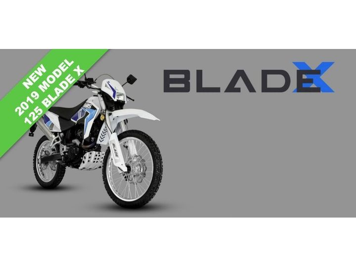 Sinnis Blade 125 ***BRAND NEW X MODEL FOR 2019*** 125cc image