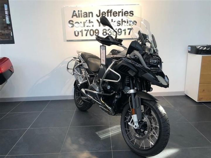 BMW R 1200 GS Adventure Triple Black TE 1170cc image