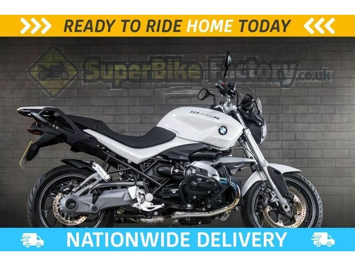 BMW R1200R ABS ALL TYPES OF CREDIT ACCEPTED. 1170cc image