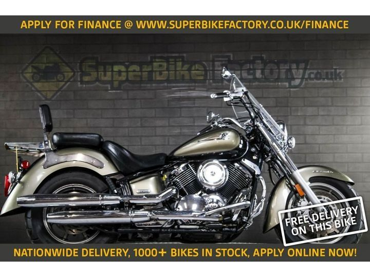 Yamaha XVS1100 ALL TYPES OF CREDIT ACCEPTED 1100cc image
