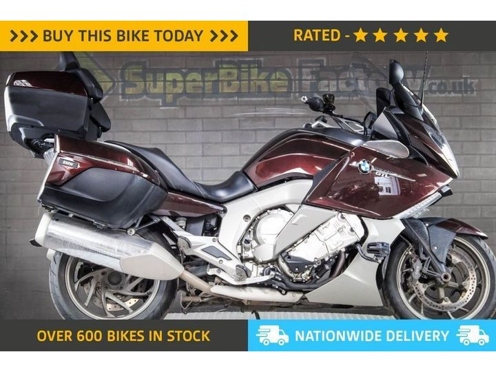 BMW K1600GTL ALL TYPES OF CREDIT ACCEPTED 1649cc image