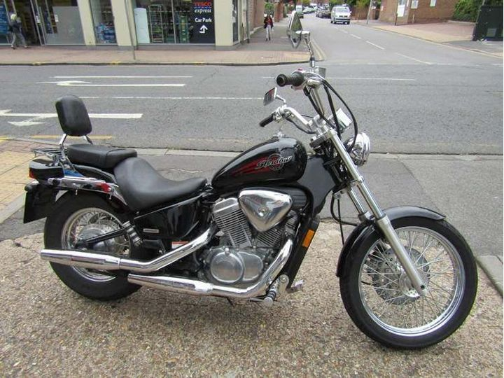 Honda VT600 CX Shadow 583cc image