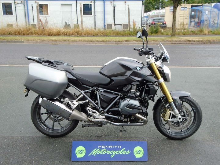 BMW R1200R Exclusive ABS Naked 1170cc image