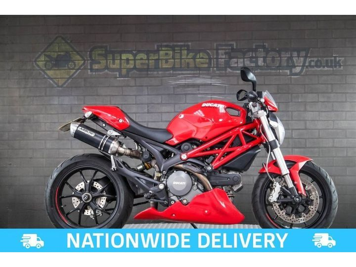 Ducati MONSTER 800 M796 ALL TYPES OF CREDIT ACCEPTED 803cc image