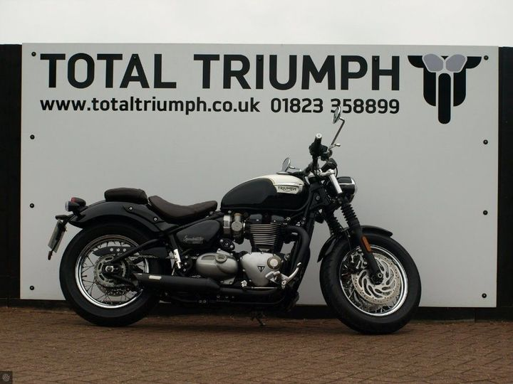 Triumph Speedmaster Motorcycles For Sale On Auto Trader Bikes