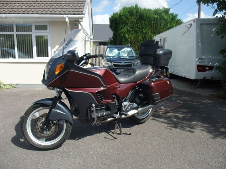 BMW K1100 Private Sale 1092cc image
