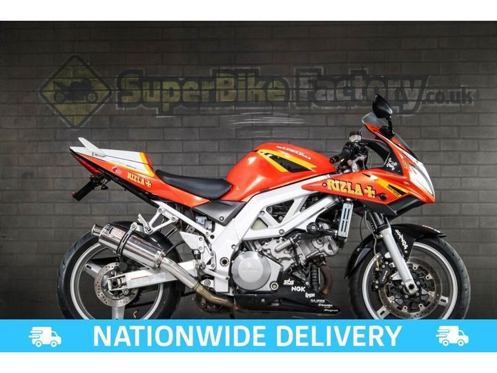 Suzuki SV1000S ALL TYPES OF CREDIT ACCEPTED 996cc image