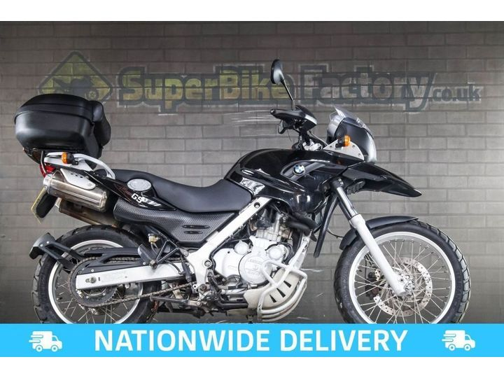 BMW F650 ALL TYPES OF CREDIT ACCEPTED 798cc image