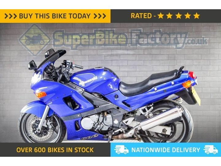 Kawasaki ZX-6R - ALL TYPES OF CREDIT ACCEPTED 599cc image