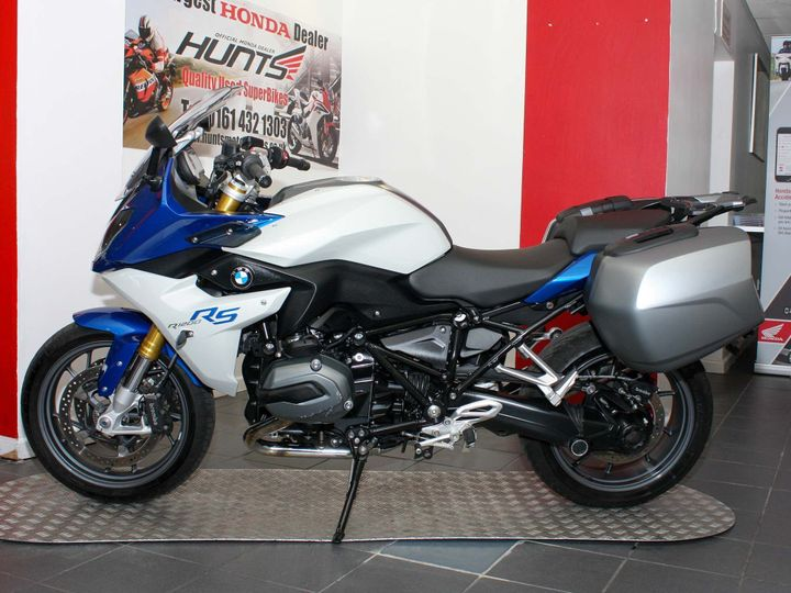 BMW R1200RS Sport ABS Naked 1170cc image
