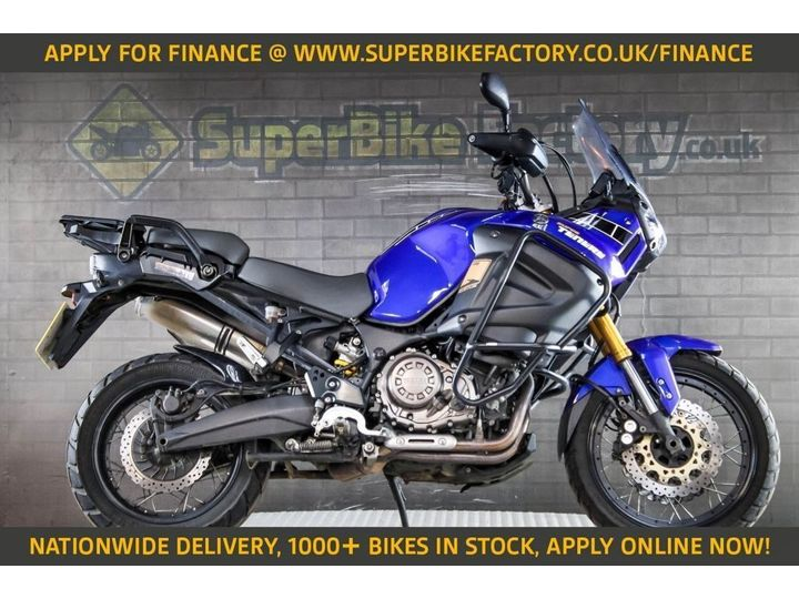 Yamaha XT 1200 Z SUPER TENERE ALL TYPES OF CREDIT ACCEPTED. 1199cc image