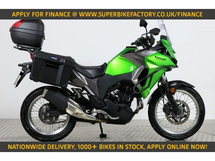 Kawasaki VERSYS 300 ALL TYPES OF CREDIT ACCEPTED. 296cc image