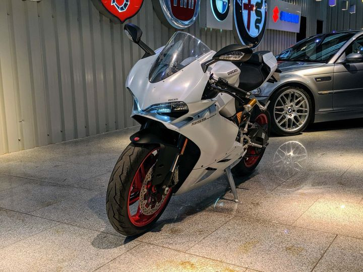 Ducati 959 Panigale 960 ABS 955cc image