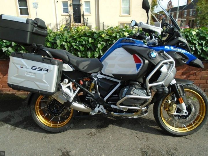 BMW R1250 GS ADVENTURE RALLYE TE 1250cc image