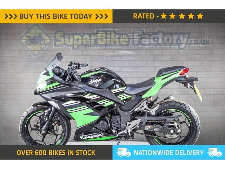 Kawasaki NINJA 300 ABS KRT EDITION - ALL TYPES OF CREDIT ACCEPTED … image