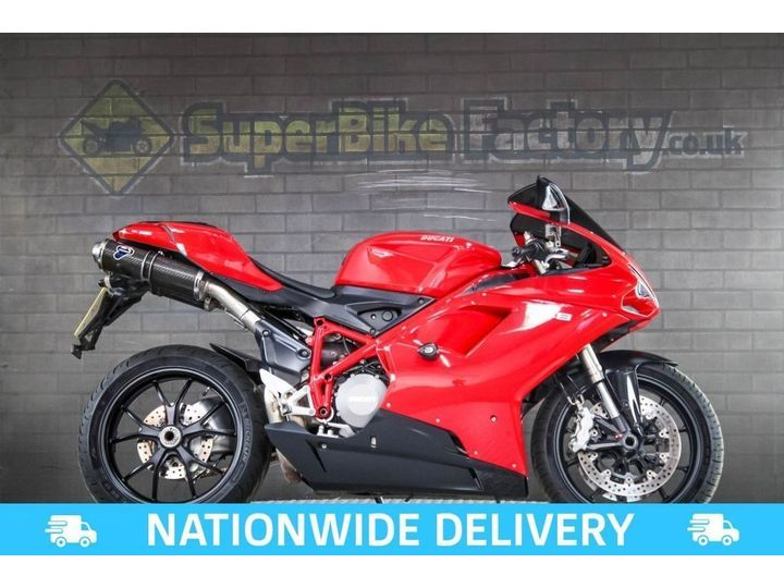 Ducati 848 ALL TYPES OF CREDIT ACCEPTED. 849cc image