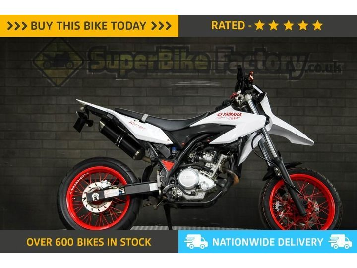 Yamaha WR125 - ALL TYPES OF CREDIT ACCEPTED. 124cc image