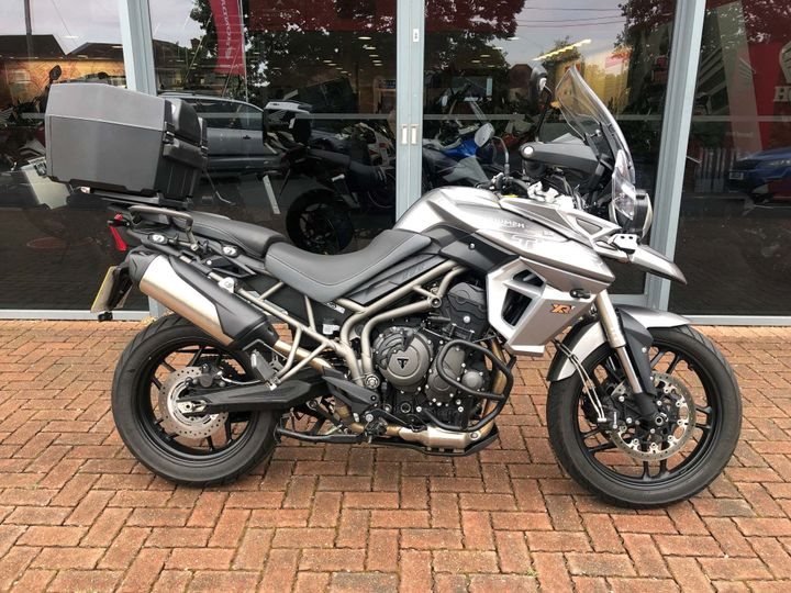 Triumph Tiger Motorcycles For Sale On Auto Trader Bikes