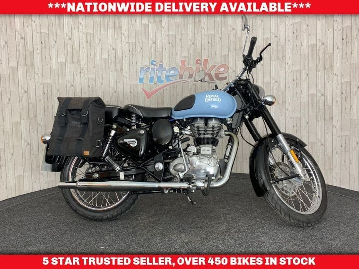 Royal Enfield BULLET CLASSIC EFI E4 ABS 1 OWNER LOW MILEAGE 2019 … image
