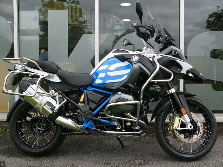 BMW R1200 GS ADVENTURE RALLYE TE image