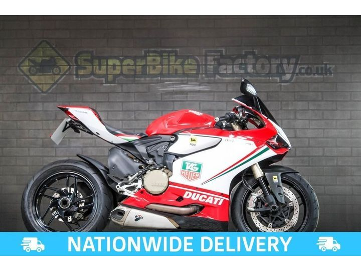 Ducati 1199 PANIGALE ABS ALL TYPES OF CREDIT ACCEPTED 1198cc image