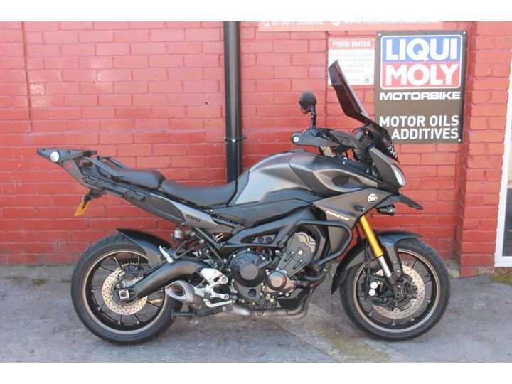 Yamaha MT-09 TRACER ABS Nice Extras, Delivery Available 847cc image