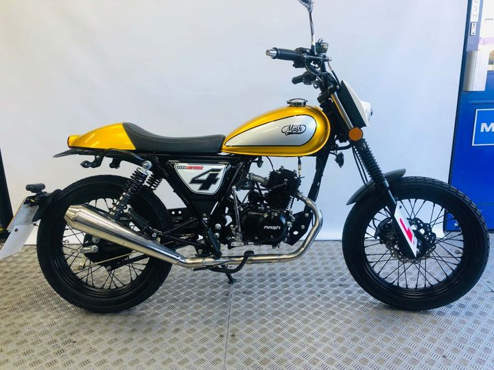 Mash Motorcycles Dirt Track 49cc image