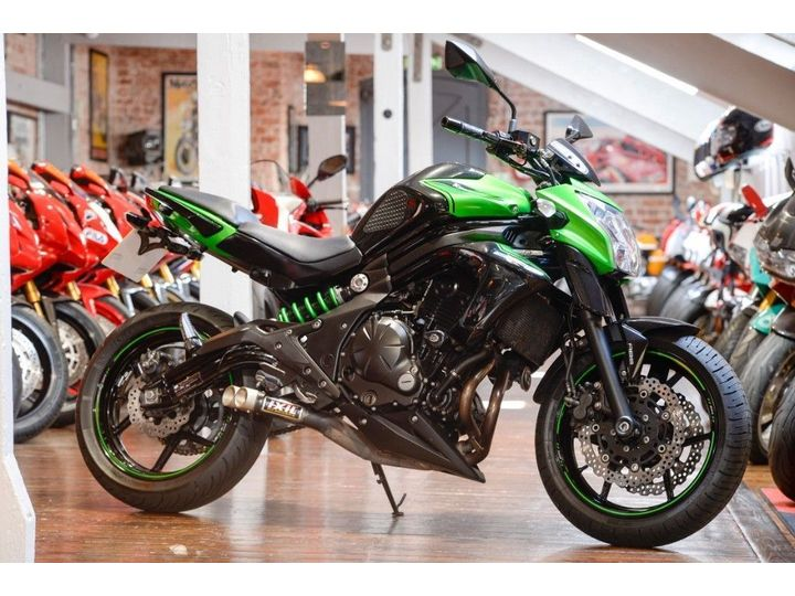 Kawasaki ER-6F High Specification with ABS 649cc image