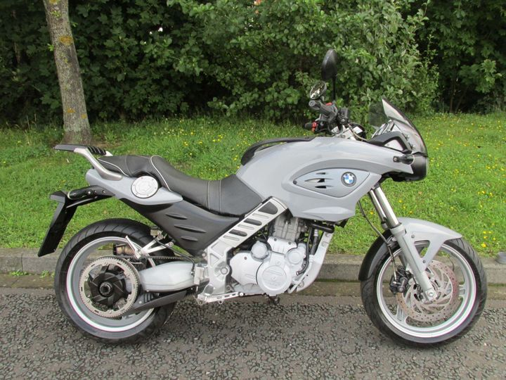 BMW F650 CS 652cc image