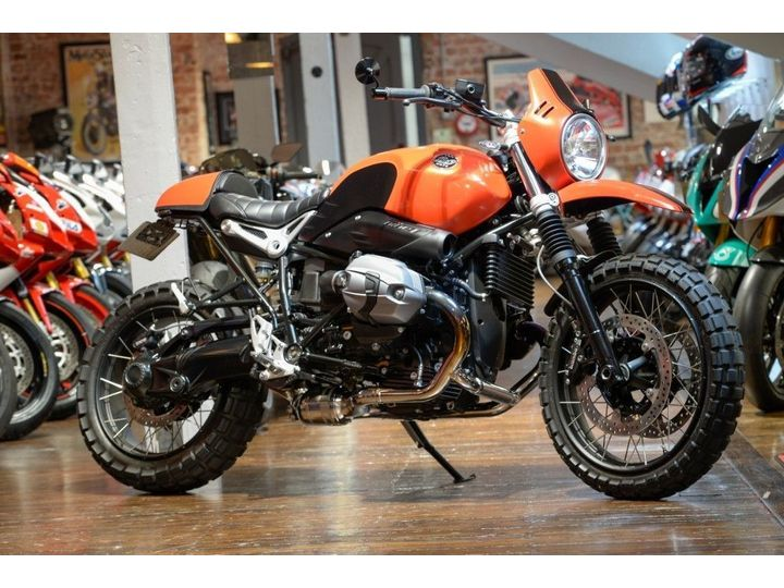 BMW R nine T Urban GS-X Down n Out Special 1170cc image