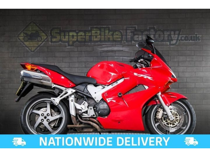 Honda VFR800F ALL TYPES OF CREDIT ACCEPTED 782cc image