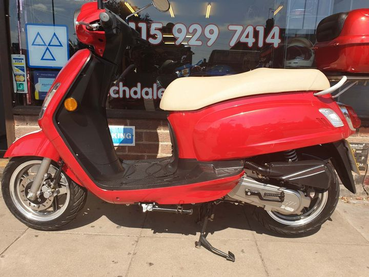 SYM Fiddle motorcycles for sale on Auto Trader Bikes
