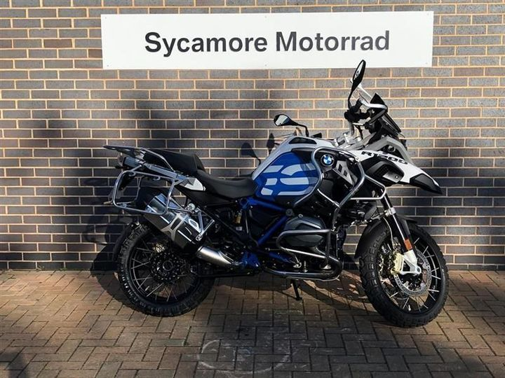 BMW R 1200 GS Adventure Rallye TE 1170cc image