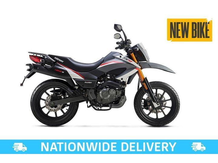 Keeway TX 125 ALL TYPES OF CREDIT ACCEPTED 125cc image