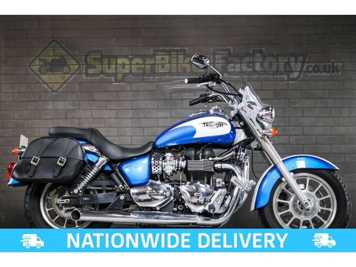 Triumph AMERICA ALL TYPES OF CREDIT ACCEPTED. 865cc image