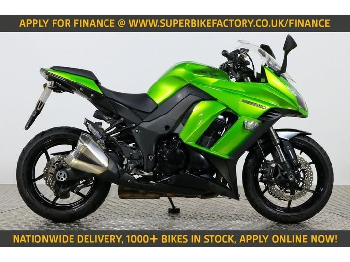 Kawasaki Z1000SX ALL TYPES OF CREDIT ACCEPTED 1043cc image