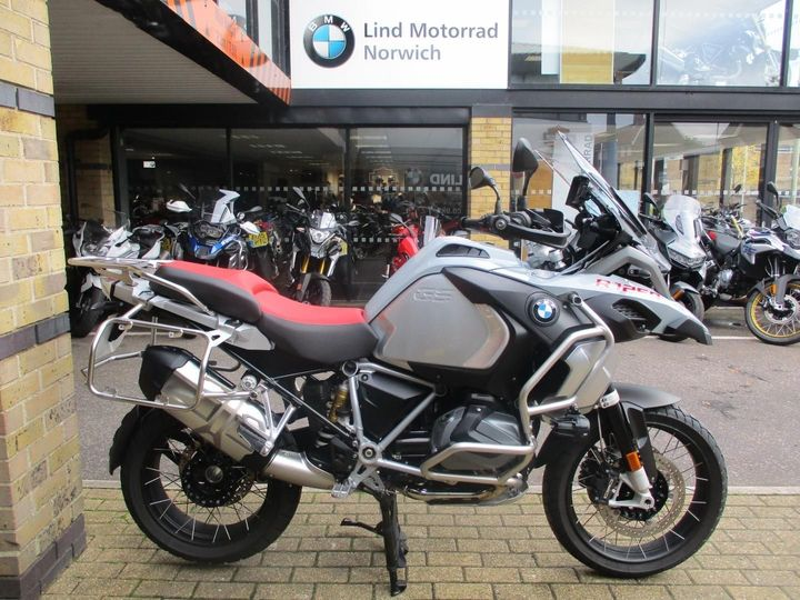 BMW R1250 GS ADVENTURE RALLYE TE image