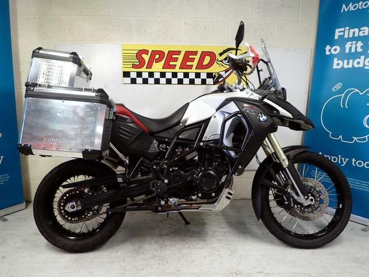 BMW F800GS F Adventure 798cc image